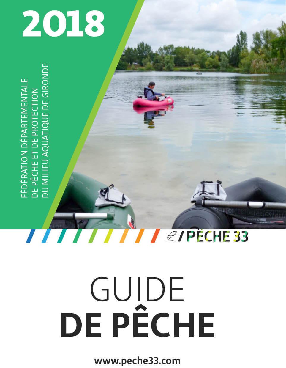 1er de couverture guide de pêche