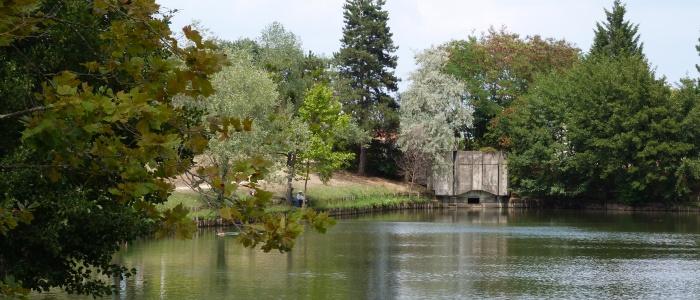 Lac de Fontaudin à Pessac