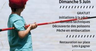 Affiche fête de la pêche