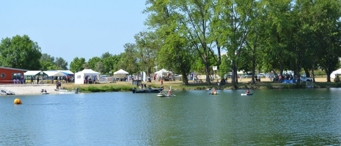 Lac de Bègles