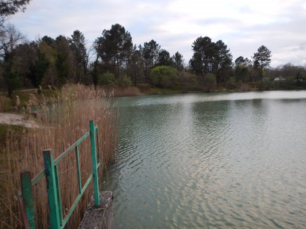 Étang de Belou