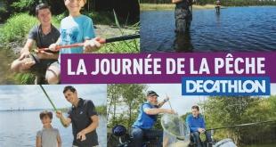 La journée de la pêche de Décathlon