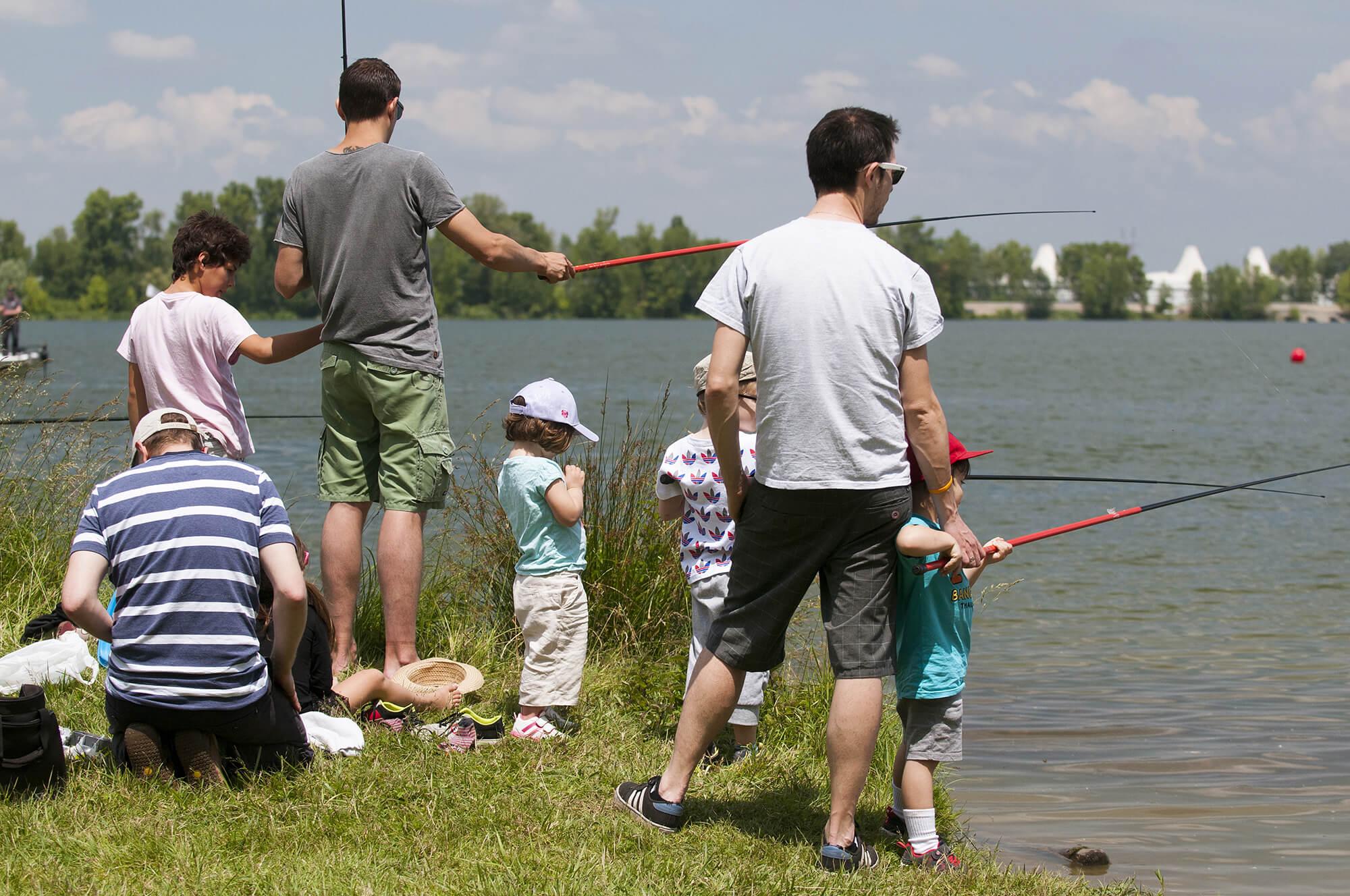 Tous à la pêche