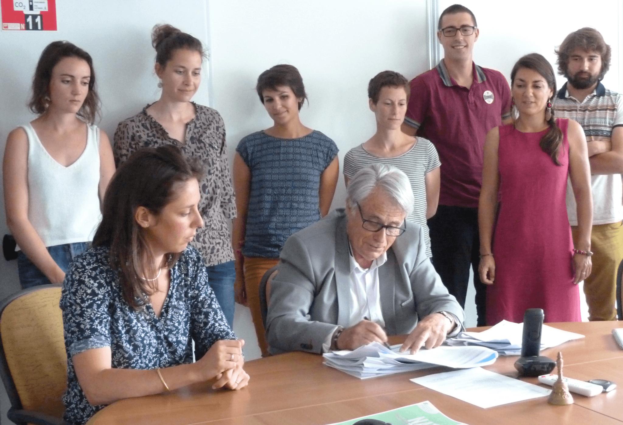 Signature chartes