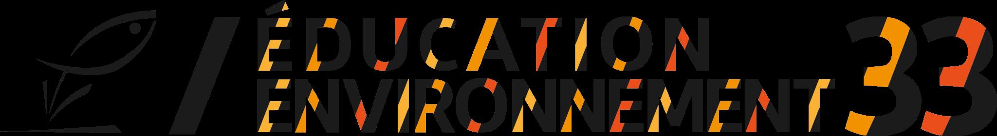 Logo éducation à l'environnement