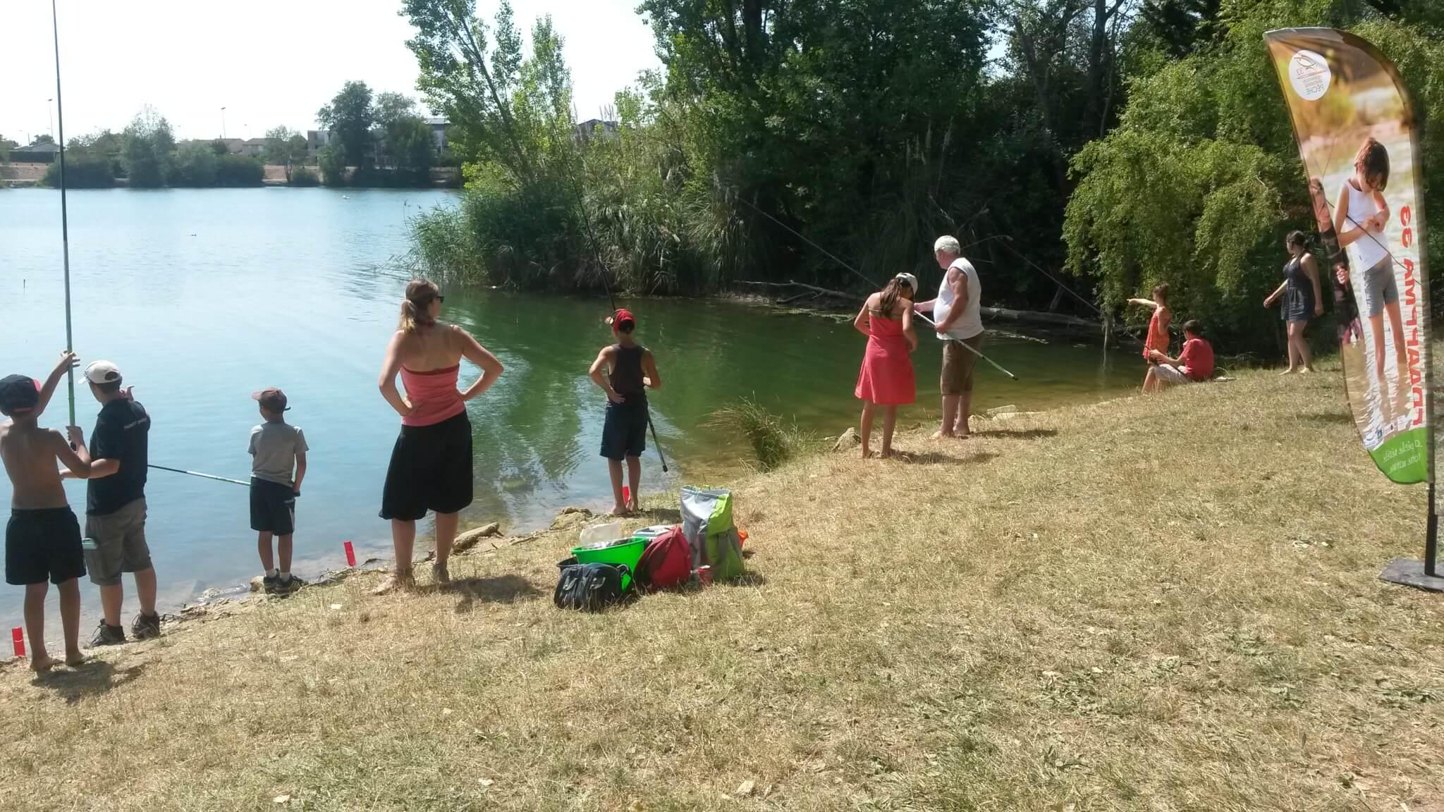 peche bordeaux lac