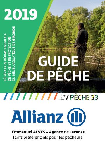 GUIDE DE PECHE 2019