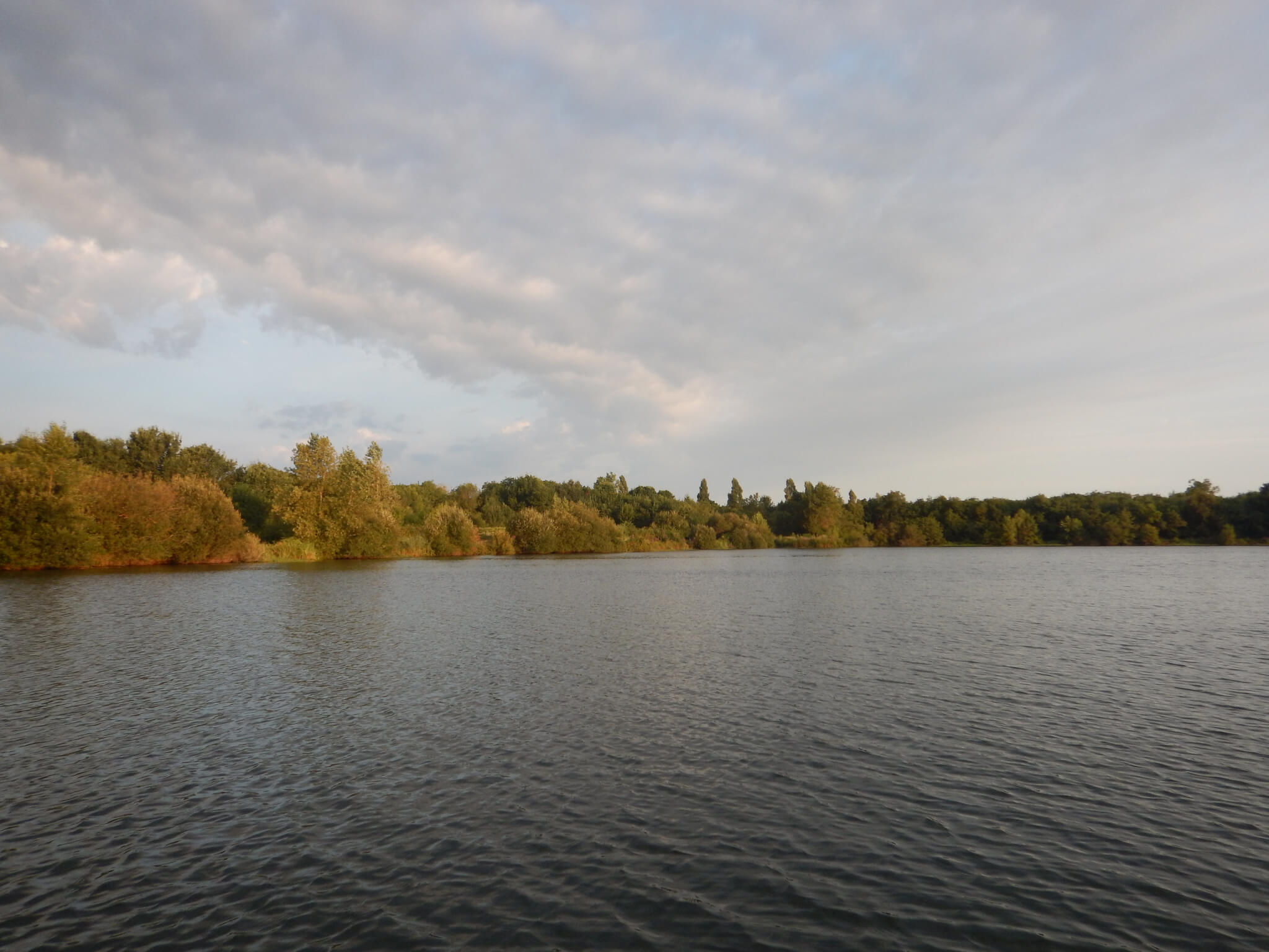lac moutchic ambes