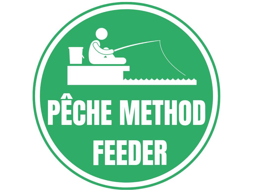 PECHE METHOD FEEDER CARPE