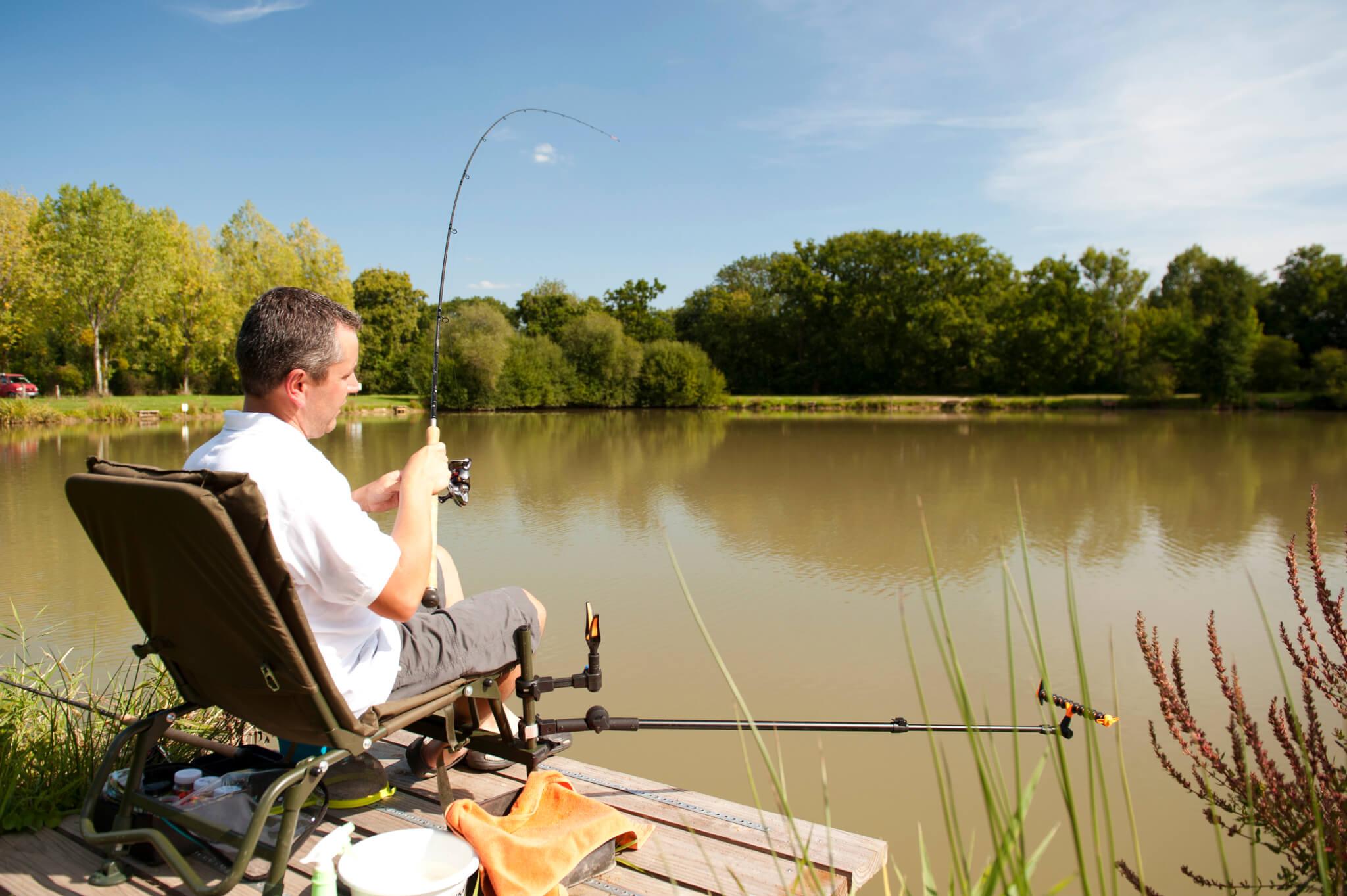 pêche feeder