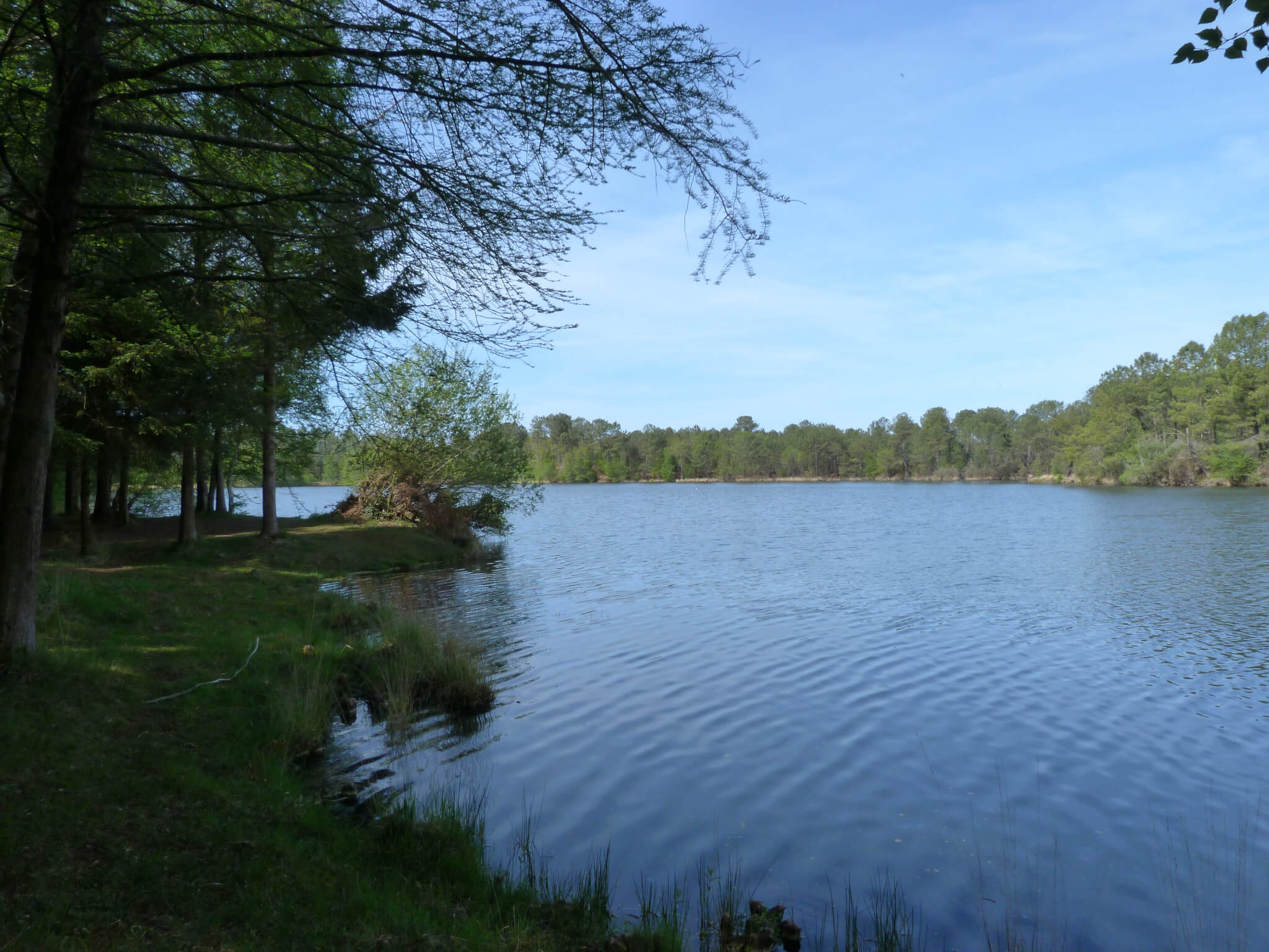 Lac du grand bernadas 5
